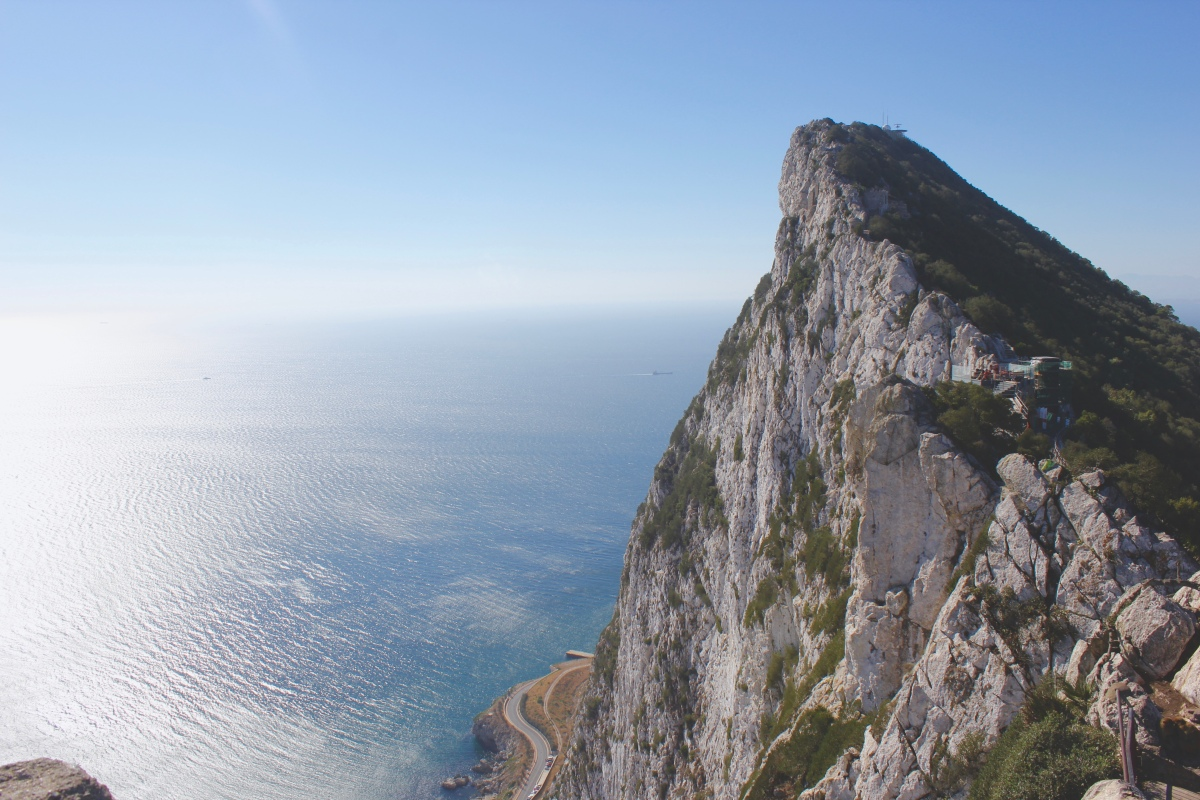 Exploring the rock of Gibraltar
