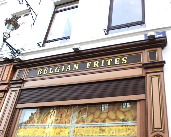 Belgium Frites