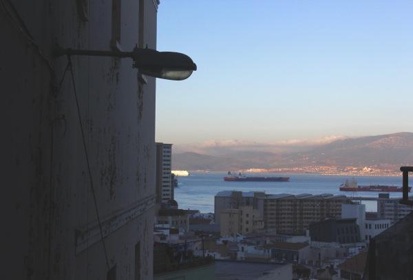 Gibraltar hike 1