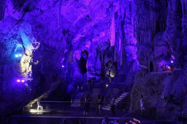 St Michaels cave