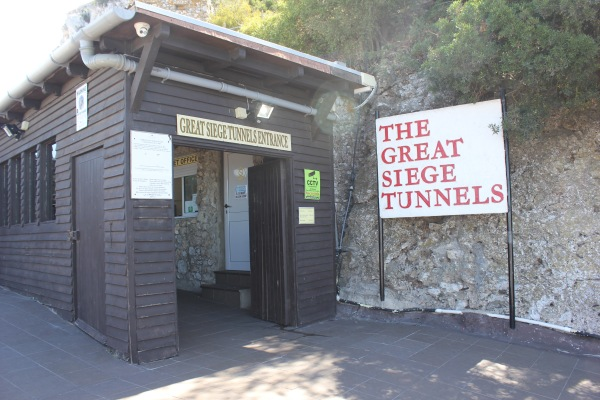 The Great Siege Tunnels Gibraltar