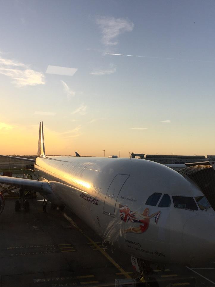 Virgin Atlantic 1