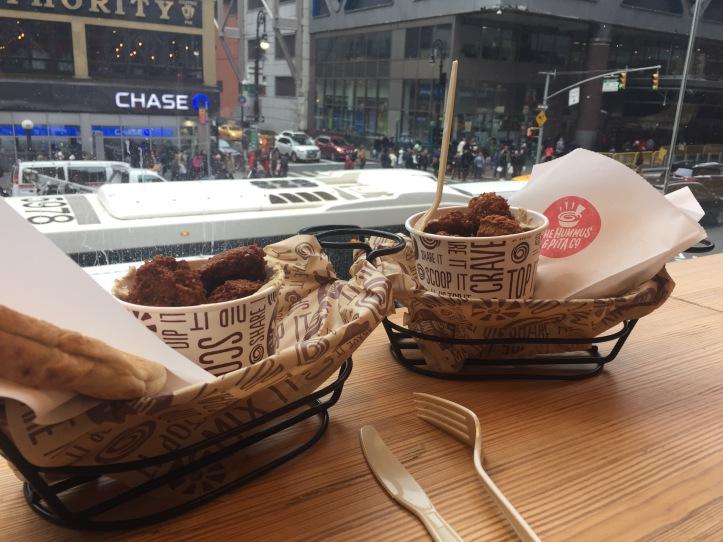 Hummus and Pita co New York