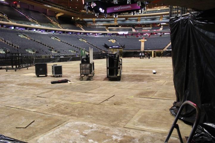 Madison Square Garden Tour 6