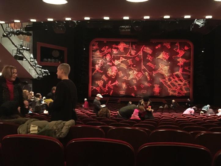 Minskoff Theatre 1