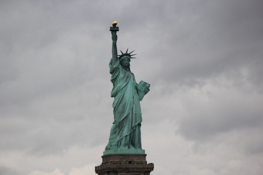 Statue of Liberty 1