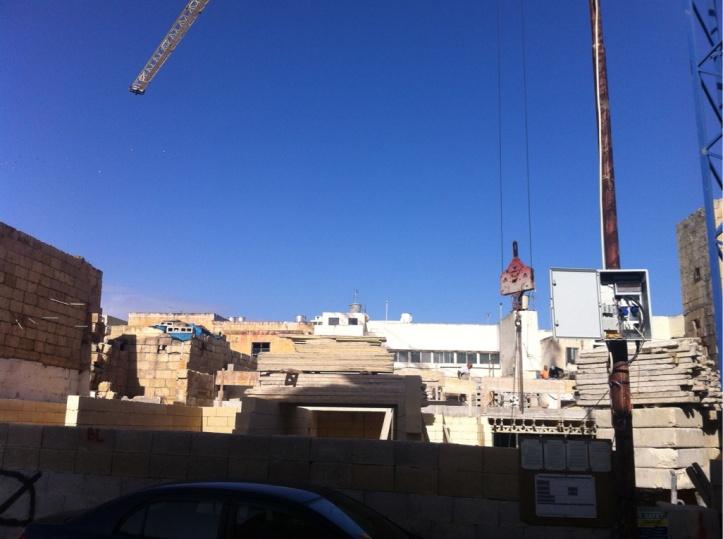 On plan property development
